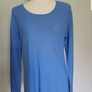 Vineyard Vines Blue Sweater Size Small